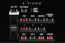 Pianos Électriques Vintage