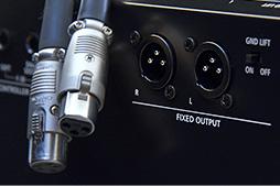 Prises Pro-Audio, Pedal et Midi