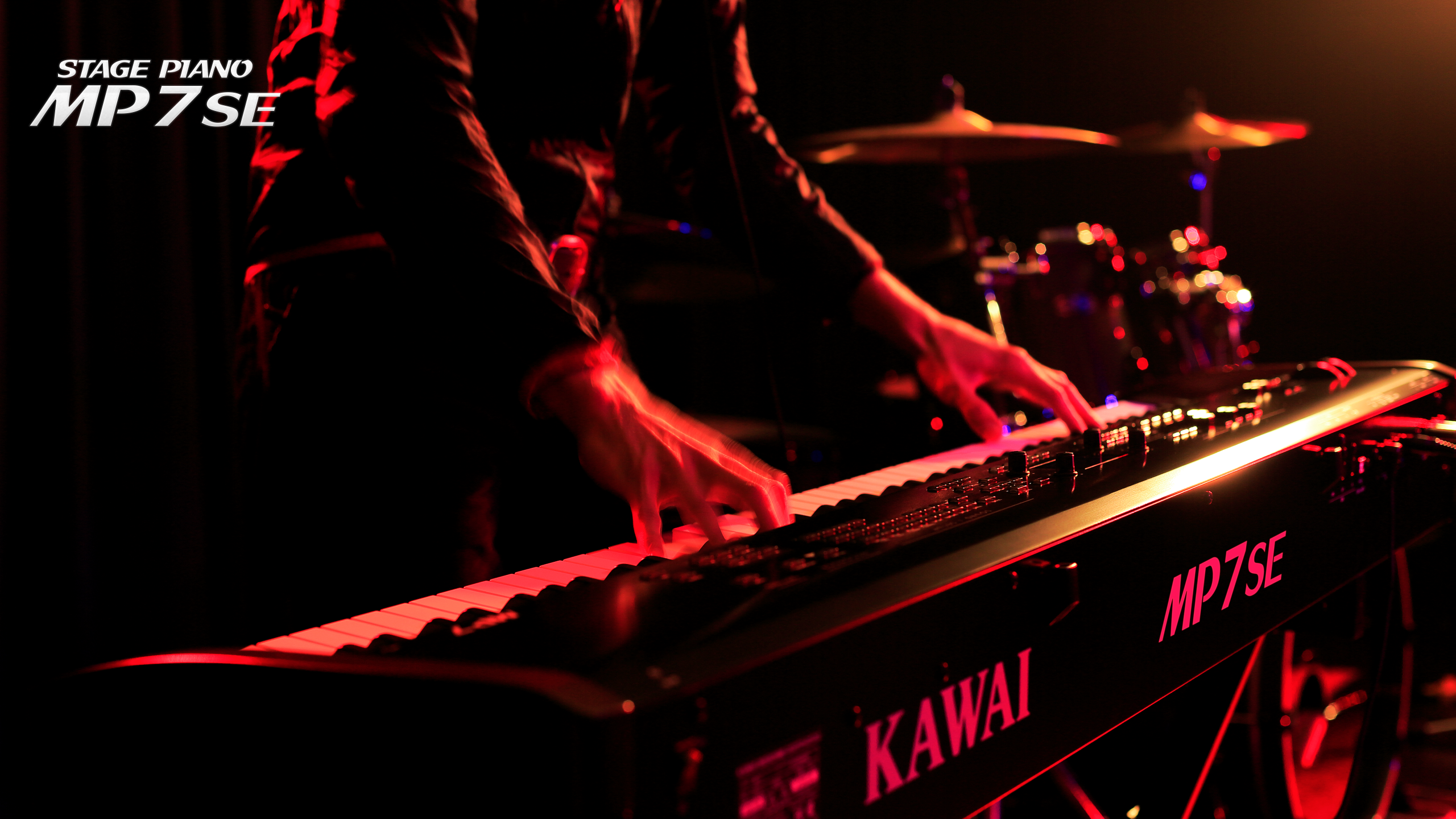 Wallpaper Media Kawai Mp Stage Pianos